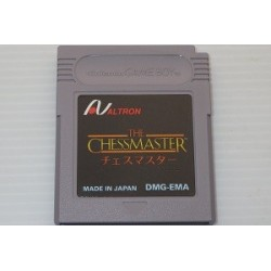 The Chessmaster Game Boy japan plush