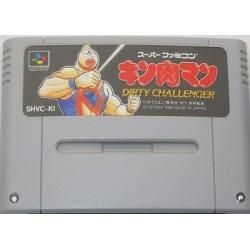 Kinnikuman: Dirty Challenger Super Famicom