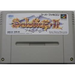 Solstice 2 / Equinox Super Famicom japan plush