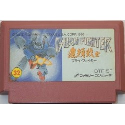 Burai Fighter Famicom japan plush