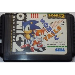 Sonic the Hedgehog 2 Mega Drive japan plush