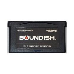 bit Generations: BOUNDISH Game Boy Advance japan plush