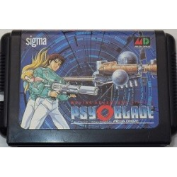 Psy-O-Blade Mega Drive japan plush