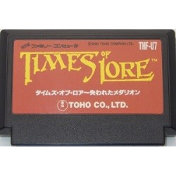 Times of Lore Famicom japan plush