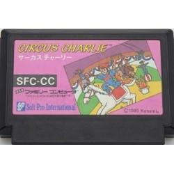 Circus Charlie Famicom japan plush