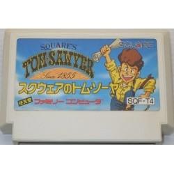 Square's Tom Sawyer Famicom japan plush