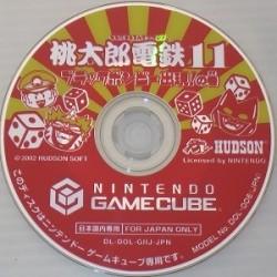 Momotarō Dentetsu 11: Black Bombee Shutsugen! No Maki GameCube