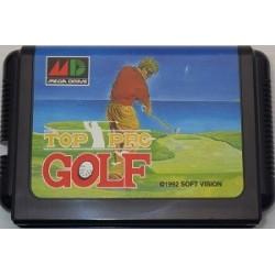Top Pro Golf Mega Drive japan plush