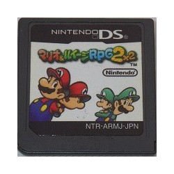 Mario & Luigi RPG 2 / Partners in Time Nintendo DS japan plush