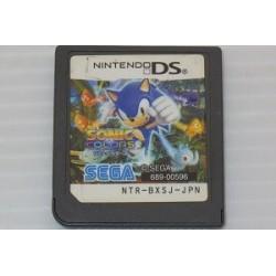 Sonic Colours Nintendo DS japan plush