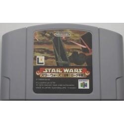 Star Wars: Rogue Squadron Nintendo 64 japan plush