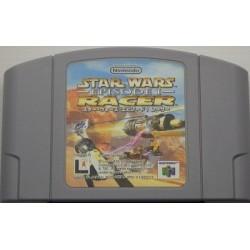 Star Wars Episode 1: Racer Nintendo 64 japan plush