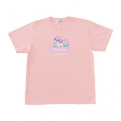 T Shirt HELLO PONYTA Pink M japan plush