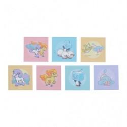 Sticker HELLO PONYTA japan plush