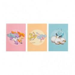 Pochette Transparente HELLO PONYTA japan plush