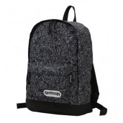 OUTDOOR Bag Pack Pokemon LineArt BK japan plush