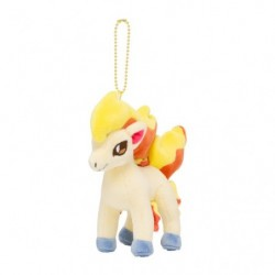 Plush Keychain Ponyta HELLO japan plush