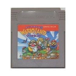 Wario Land: Super Mario Land 3 Game Boy japan plush