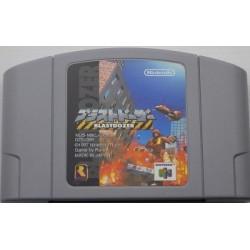 Blast Dozer / Blast Corps Nintendo 64 japan plush