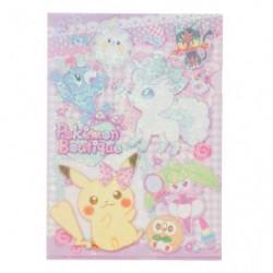 A4 Clear File Pokemon Boutique japan plush