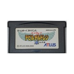 Shin Megami Tensei Devil Children: Hikari no Shou Game Boy Advance