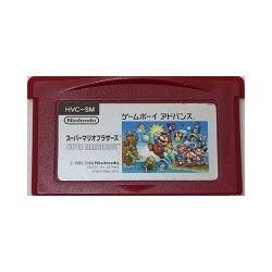 Super Mario Bros Game Boy Advance  japan plush