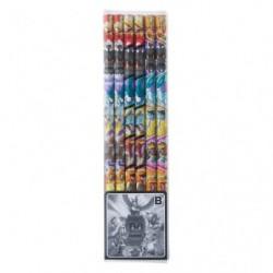 2B 12xSet Pencil japan plush