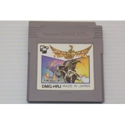 Hiryū no Ken Gaiden Game Boy