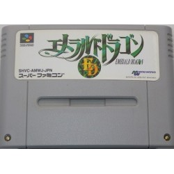 Emerald Dragon Super Famicom