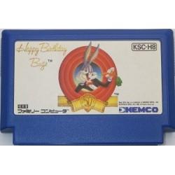 Happy Birthday Bugs / The Bugs Bunny Birthday Blowout Famicom japan plush