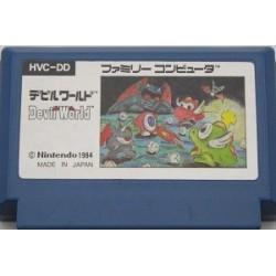 Devil World Famicom japan plush