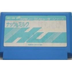 Nuts & Milk Famicom