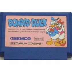 Donald Duck Famicom japan plush