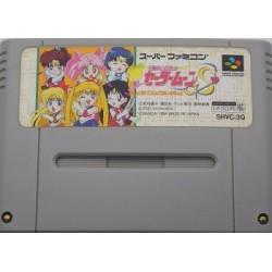 Bishoujo Senshi Sailor Moon S: Kondo wa Puzzle de Oshioki yo! Super Famicom japan plush