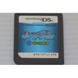 Pokémon Donjon Mystère: Explorateurs du Temps Nintendo DS japan plush