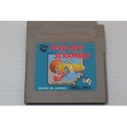 Dead Heat Scramble Game Boy