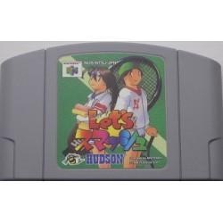 Let's Smash Tennis / Centre Court Tennis Nintendo 64