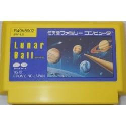 Lunar Ball Famicon japan plush