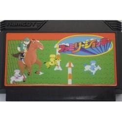 Family Jockey Famicom japan plush