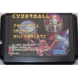 Cyberball Mega Drive japan plush