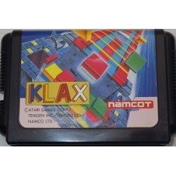 Klax Mega Drive japan plush
