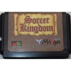 Sorcer Kingdom / Sorcerer's Kingdom Mega Drive japan plush
