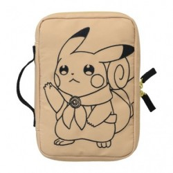 Gadget Pocket PIKACHU ADVENTURE japan plush