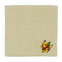 Hand Towel PIKACHU ADVENTURE japan plush