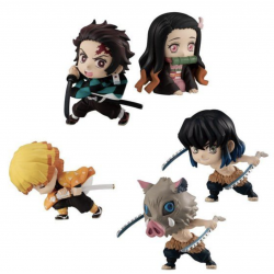 Figures Kimetsu no Yaiba Demon Slayer Adverge Motion japan plush