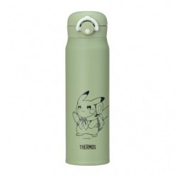 Stainless Bottle PIKACHU ADVENTURE japan plush