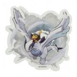 Sticker PIKACHU and LUGIA Pikachu Adventure japan plush
