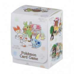 Deck Box Pokémon GalarTabi japan plush