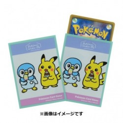Card Sleeves Pokémon Nonbiri Life japan plush