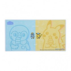 Play Mat Pokémon Nonbiri Life japan plush